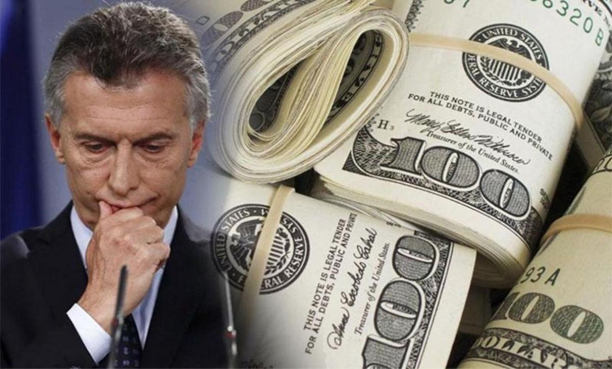 En la era Macri, USD 133.313 millones se fueron del país