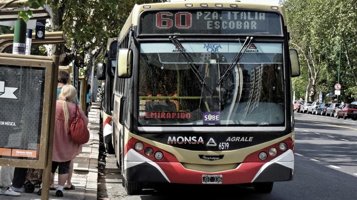 Buenos Aires, sin colectivos: en qué días y horarios dejarán de ...