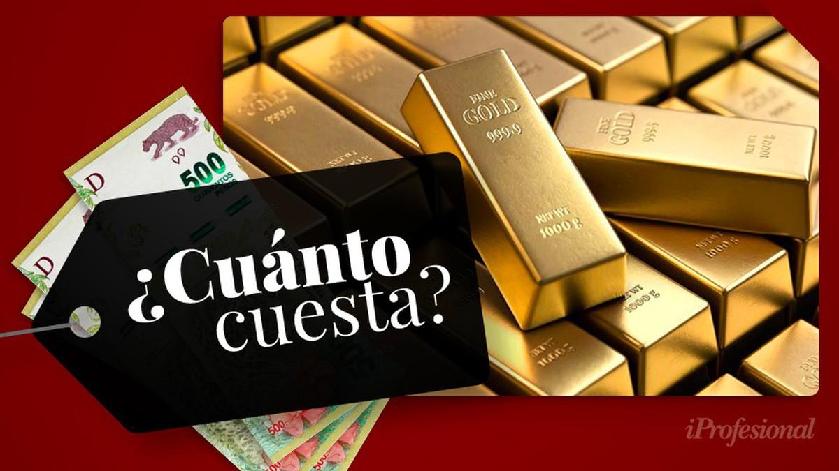 Cuesta El Gramo De Oro En Argentina 2021