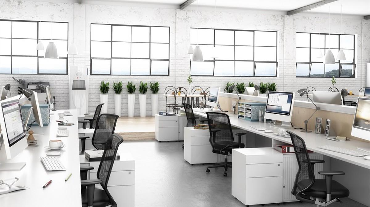Sensores, cámaras, empresas: cómo será la vuelta a la oficina