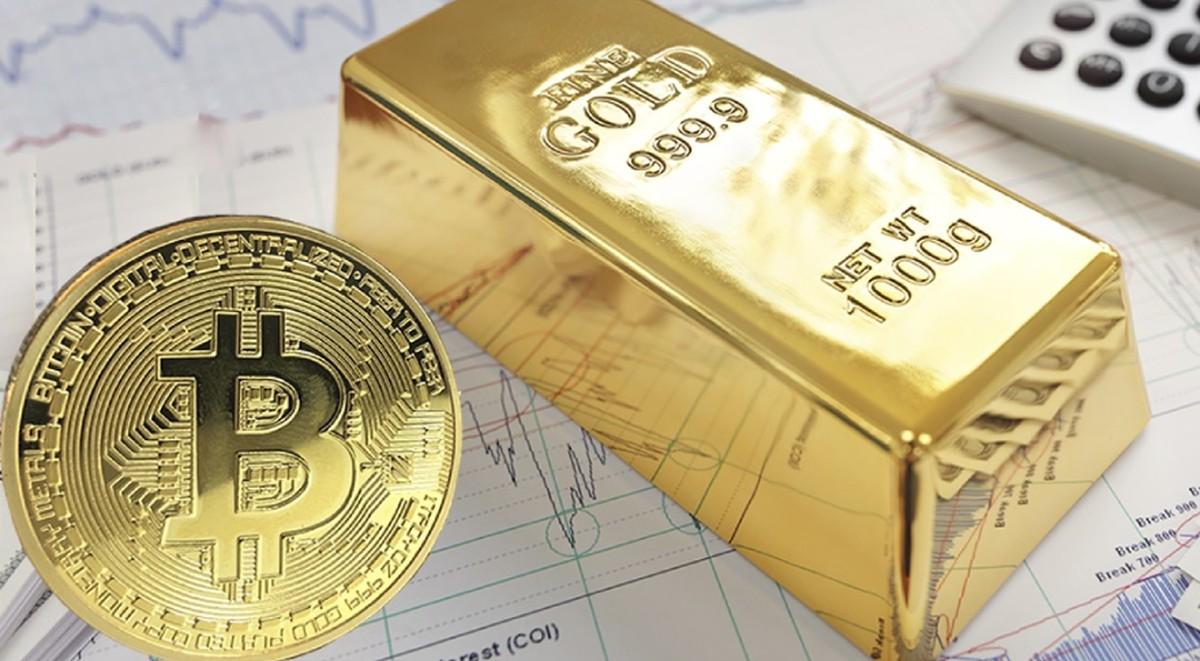 Bitcoin hoy vale más que un lingote de oro de 20 onzas