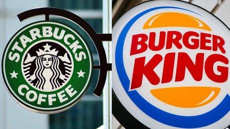 Más cambios en la dirección en Starbucks y Burger King