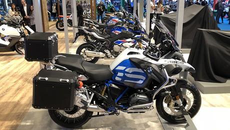 La AFIP secuestró repuestos de motos sin declarar