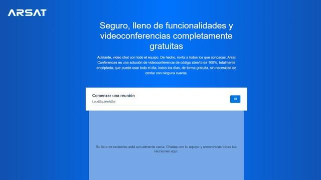 Coronavirus y teletrabajo: Arsat ofrece videoconferencias gratuitas