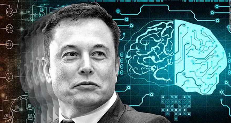 """Elon Musk planea """"hackear"""" el cerebro humano"""