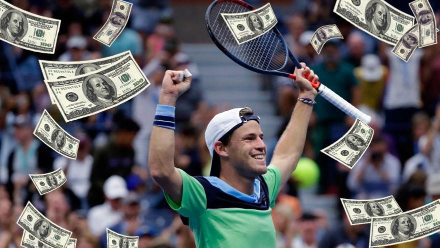 Tenis Y Negocio Cuantos Dolares Gano Schwartzman Por Su Actuacion En El Us Open
