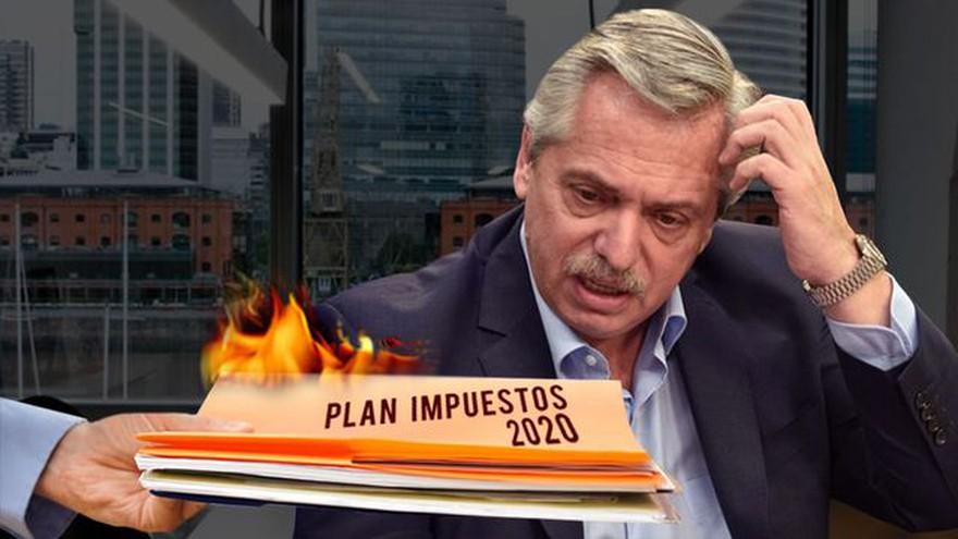 Cuáles son las medidas fiscales que evalúa Fernández tras ganar elecciones