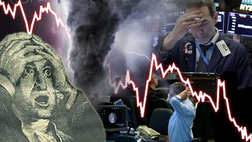 El riesgo país se dispara encima de los 2.700 puntos y las acciones argentinas caen hasta 17% en Wall Street