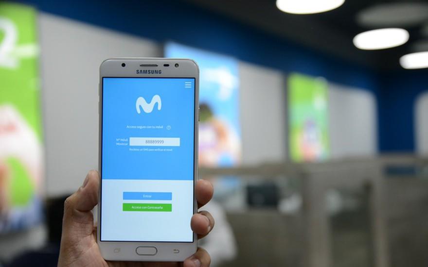 Movistar moderniza su red con conexiones sostenibles