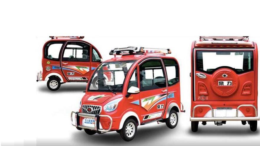 Alibaba pone a la venta un auto eléctrico que se convierte en el más barato del mundo
