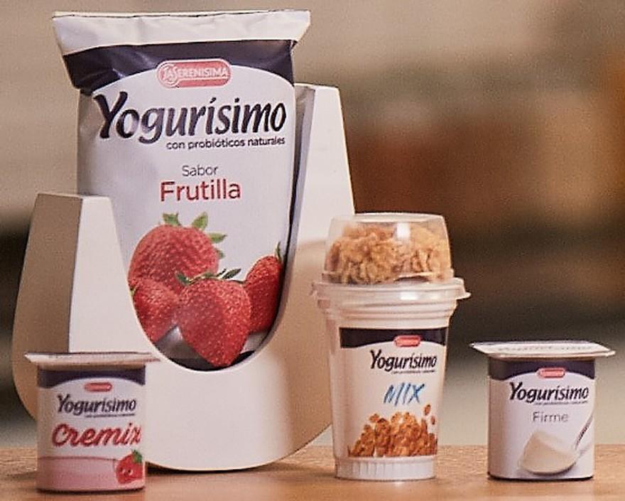 Danone garantiza el abastecimiento de lácteos y dona 4.500.000 potes de  yogur