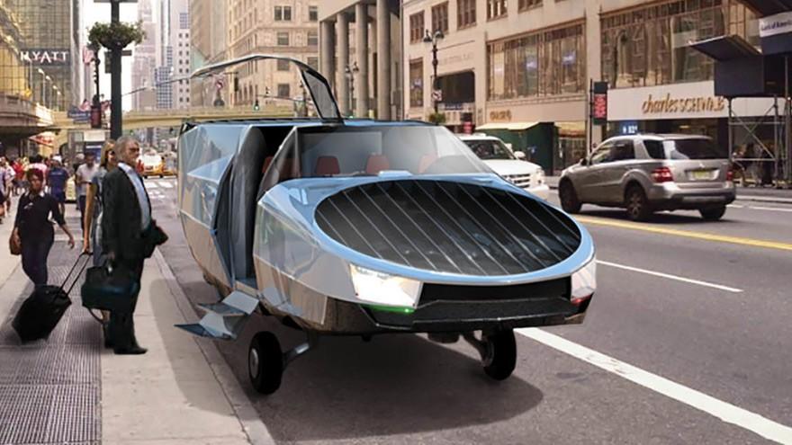 El auto volador, muy cerca: este proyecto promete revolucionar el transporte urbano