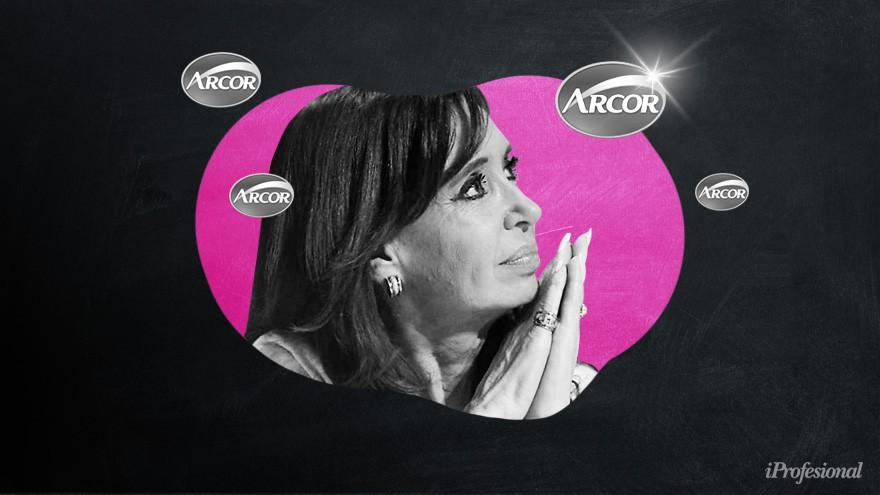 """El """"modelo Arcor"""" de Cristina complica el plan de Alberto para acercarse al establishment"""