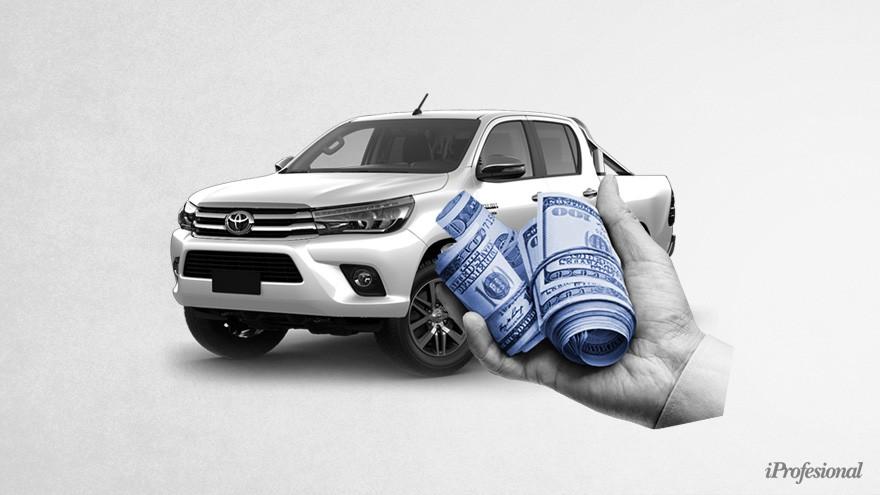 Así quedaron los precios de los 10 autos más vendidos de la Argentina, al nuevo dólar blue