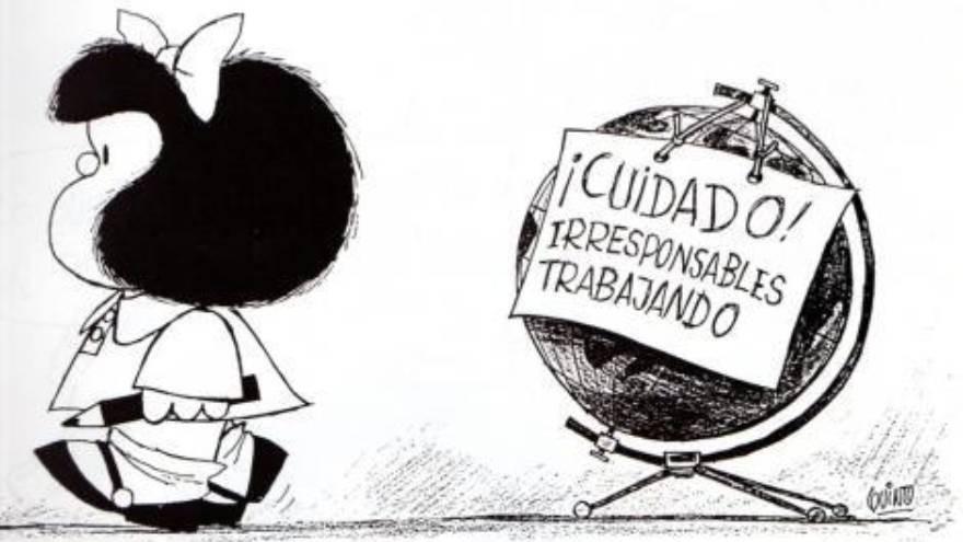 Hace 56 años comenzó Mafalda: por qué es una tira emblemática