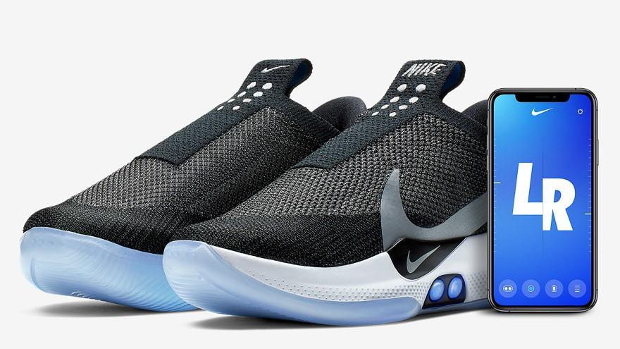 acumular considerado ayudante  Así funcionan las zapatillas Nike que se atan solas