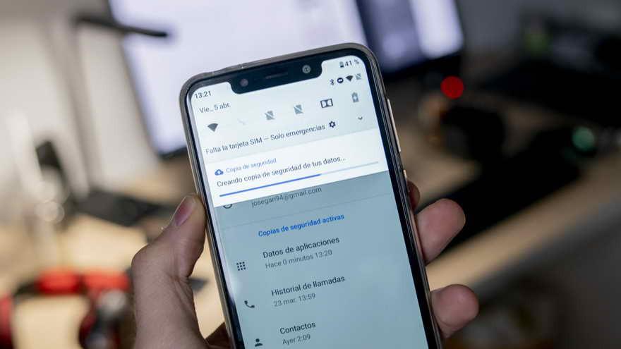 Paso a paso: cómo hacer una copia de seguridad completa de tus datos en iOS y Android