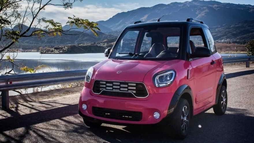 """Barato y personalizable: así promete ser """"Tito"""", el nuevo auto eléctrico de producción nacional"""