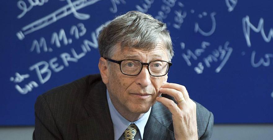 Bill Gates invierte: quiere que la vacuna para el Covid-19 llegue a todos
