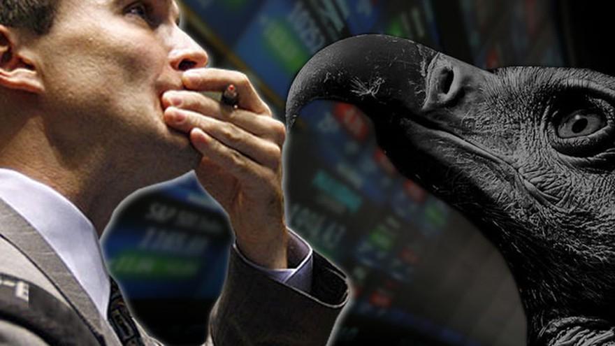 """Mercado bipolar: subieron bonos y cayeron acciones hasta 6% por """"efecto  Nueva York"""""""